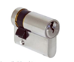 Single Euro Profile Cylinder